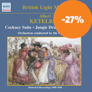 Produktbilde for Ketèlbey conducts Ketèlbey (CD)
