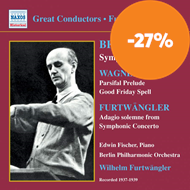 Produktbilde for Beethoven: Symphony No 5; Wagner: Parsifal Prelude and Good Friday Spell (CD)