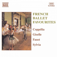 Produktbilde for French Ballet Favourites (CD)