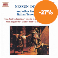 Produktbilde for Nessun Dorma and other favourite Tenor Arias (CD)