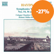 Produktbilde for Haydn: Symphonies Nos 54,56 and 57 (CD)