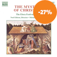 Produktbilde for The Mystery of Christmas (CD)