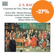 Produktbilde for Bach: Harpsichord Concertos (CD)
