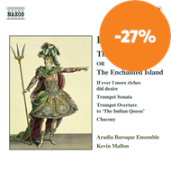 Produktbilde for Purcell: The Tempest (CD)