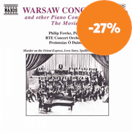 Produktbilde for Warsaw Concerto and other Piano Concertos from The Movies (CD)