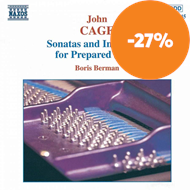 Produktbilde for Cage: Sonatas and Interludes for Prepared Piano (CD)