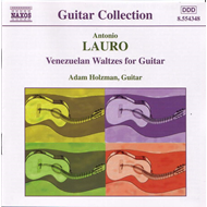 Produktbilde for Lauro: Venezuelan Waltes (CD)