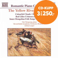 Produktbilde for Yellow River Piano Concerto (CD)