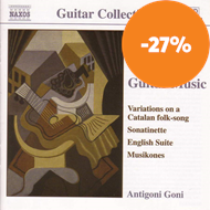 Produktbilde for Duarte - Guitar Music (CD)