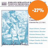 Produktbilde for Bach: Complete Orchestral Works, Volume 6 (CD)