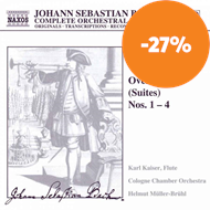 Produktbilde for Bach: Orchestral Suites, BWV1066-9 (CD)