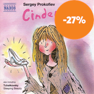 Produktbilde for Prokofiev: Cinderella (CD)