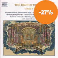 Produktbilde for The Best of Opera, Vol. 4 (CD)