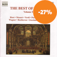 Produktbilde for Best Of Opera, Volume 5 (CD)