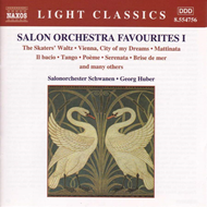 Produktbilde for Salon Orchestra Favourites, Vol. 1 (CD)