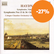 Produktbilde for Haydn: Symphonies, Volume 22 (CD)