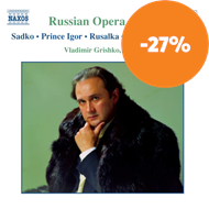 Produktbilde for Russian Opera Arias Vol 2 (CD)