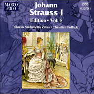 Produktbilde for Strauss, J: Orchestral Works (CD)