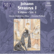 Produktbilde for Strauss I, J: Edition, Vol 6 (CD)