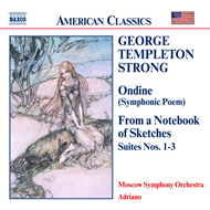 Produktbilde for Strong: Orchestral Works, Vol 3 (CD)