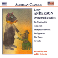 Produktbilde for Anderson, L: Orchestral Evergreens (CD)
