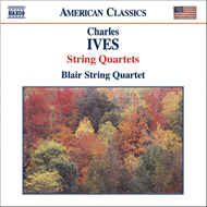 Produktbilde for Ives: String Quartets (CD)