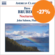 Produktbilde for Brubeck: Nocturnes (CD)