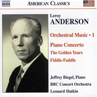 Produktbilde for Anderson, L: Orcheestral Works, Vol 1 (CD)