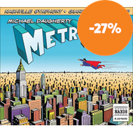 Produktbilde for Daugherty: Metropolis Symphony (CD)