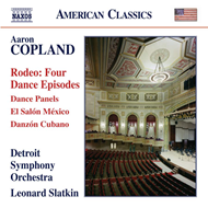 Produktbilde for Copland: Rodeo - Four Dance Episodes (CD)