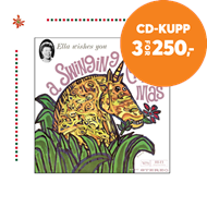 Produktbilde for Ella Wishes You A Swinging Christmas (CD)