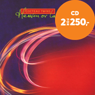 Produktbilde for Heaven Or Las Vegas (CD)