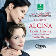 Produktbilde for Handel: Alcina (CD)