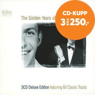 Produktbilde for The Golden Years Of (3CD)