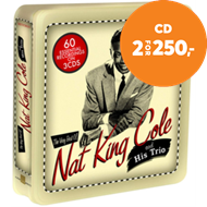 Produktbilde for The Very Best Of Nat King Cole (3CD)