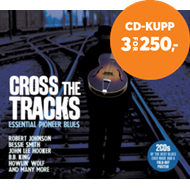 Produktbilde for Cross The Tracks - Essential Pioneer Blues (2CD)