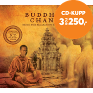 Produktbilde for Buddhist Chants (2CD)