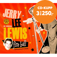 Produktbilde for Fireball: The Essential Jerry Lee Lewis (2CD)
