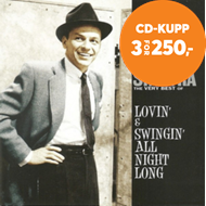 Produktbilde for Lovin' & Swingin' All Night Long (2CD)