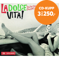 Produktbilde for La Dolce Vita! - Italian Cool... From Rome To The Amalfi Coast (2CD)