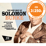 Produktbilde for The Very Best Of Solomon Burke (2CD)
