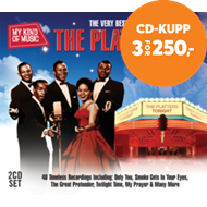 Produktbilde for The Very Best Of The Platters (2CD)