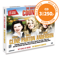 Produktbilde for My Kind Of Music: Queens Of Country (2CD)