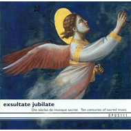 Produktbilde for Exsultate jubilate (CD)