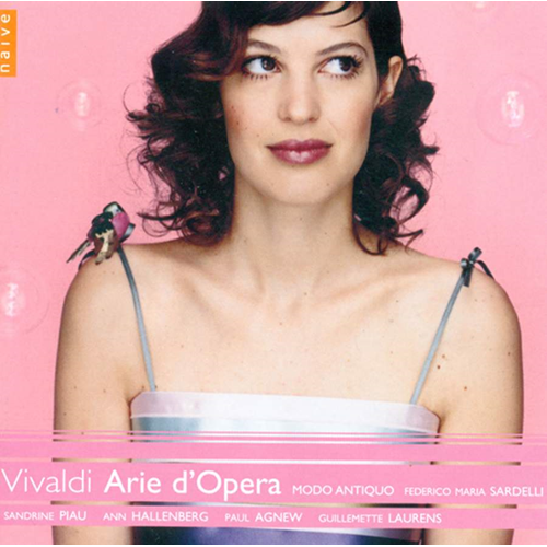 Vivaldi: Arie d'Opera (USA-import) (CD)