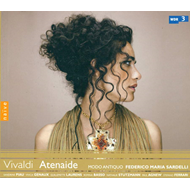 Produktbilde for Vivaldi: Atenaide (3CD)