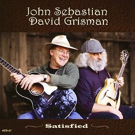 Produktbilde for Satisfied (UK-import) (CD)