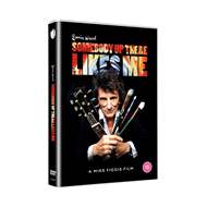 Produktbilde for Ronnie Wood - Somebody Up There Likes Me (UK-import) (DVD)