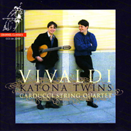 Produktbilde for Vivaldi: Guitar Concertos (CD)