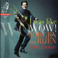 Produktbilde for I Was Like WOW! - Trombone Works (CD)